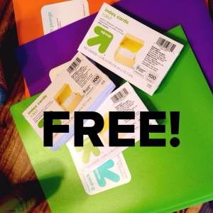 FREE school supplies at Target with coupons